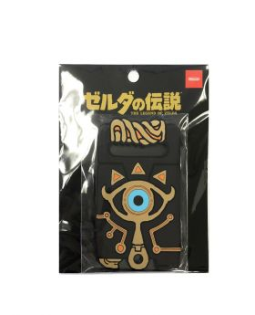 The Legend of Zelda Nintendo Store Limited Goods Rubber Coaster Design D