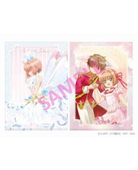 Cardcaptor Sakura Ready For Lady Marui Department Store Collaboration Clear File Set