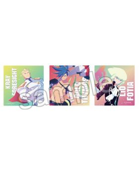 PROMARE KThingS Square Can Badge