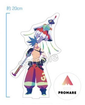 PROMARE KThingS Acrylic Stand Galo Thymos