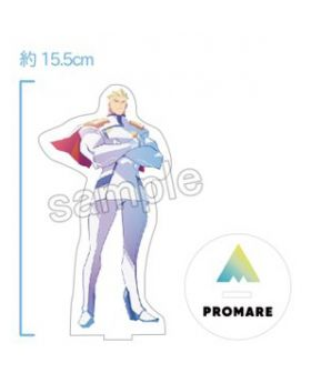 PROMARE KThingS Acrylic Stand Kray Foresight