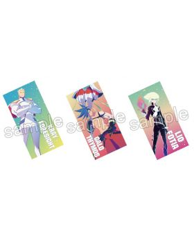 PROMARE KThingS Long Cushion Cover