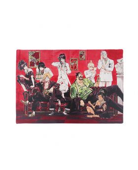 Jigokuraku Jump Shop Full Color Canvas Art