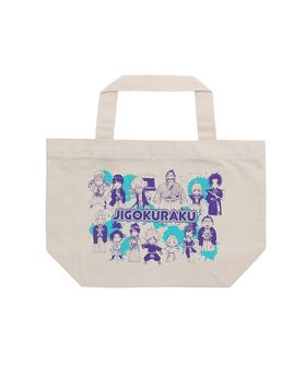 Jigokuraku Jump Shop Mini Tote Bag