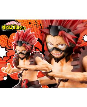 Boku No Hero Academia ARTFX-J Kirishima Eijirou Figurine Normal Version