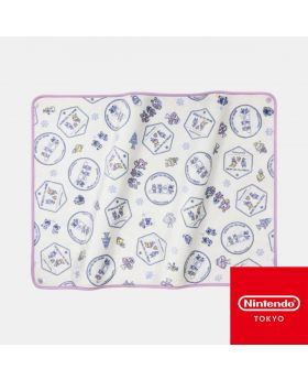 Animal Crossing Nintendo Store Limited Goods 3-Way Blanket Winter Ver.