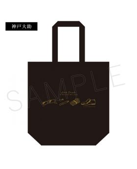 Fugou Keiji Balance UNLIMITED Aniplex+ Tote Bag Black
