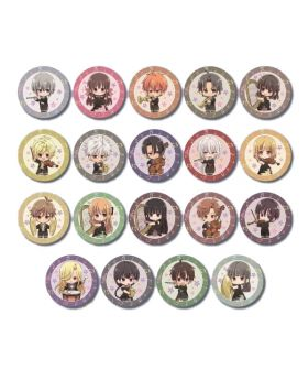 Fruits Basket Princess Cafe Formal Outfit Goods Can Badge BLIND PACKS