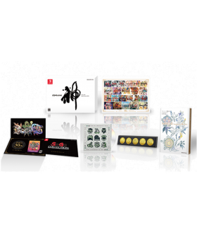 SaGa Square Enix 30th Anniversary God Bundle Set Nintendo Switch