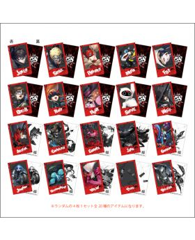 Persona 5 Scramble Marui Shop Trading Cards BLIND PACKS