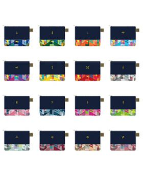 IDOLiSH7 2nd Live Reunion Exhibition Goods Image Pouch