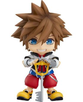 Kingdom Hearts Sora Nendoroid SECOND RESERVATION with FREE GIFT