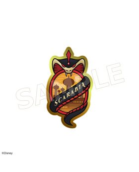 Twisted Wonderland Aniplex Exclusive Division Pin Scarabia
