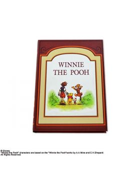 Kingdom Hearts Winnie the Pooh 100 Acre Woods Book