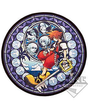 Ichiban Kuji Kingdom Hearts Second Memory Kuji Game INDIVIDUALS Rug Mat