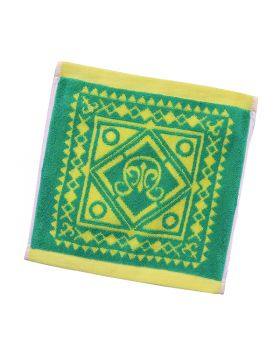 Final Fantasy Crystal Chronicles Remastered Square Enix Cafe Goods Selkie Crest Hand Towel