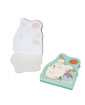Final Fantasy Crystal Chronicles Remastered Square Enix Cafe Goods Moogle Paint Memo Pad