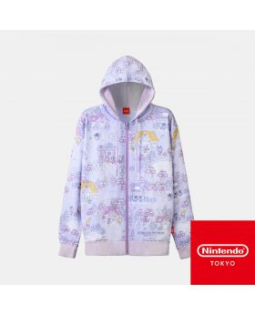 Animal Crossing Nintendo Store Limited Goods Zip-Up Hoodie Winter Ver.