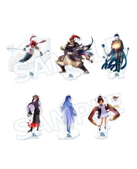 Fate/Grand Order Under The Same Sky Event Aniplex+ Goods Acrylic Stand Tokai Hokuriku