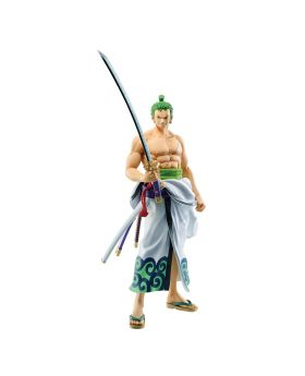Ichiban Kuji ONE PIECE Wano Country Second Act INDIVIDUALS Zoro with Enma Figurine
