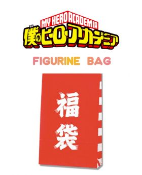 Fukubukuro Lucky Bag Boku No Hero Academia Figurine Bag