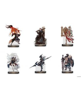 Final Fantasy XIV Square Enix Store Job Acrylic Stands Large