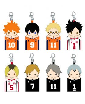 Haikyuu!! To The Top Character Mascot Pouch