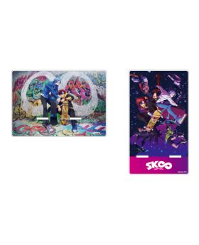 SK8 the Infinity Medicos Entertainment Acrylic Multi Stand