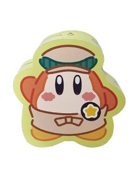 Kirby Cafe Tokyo Cut Stickers Waddle Dee Chocolate Crunch Box