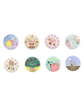 Kirby Cafe Summer 2020 Collection Rhinestone Badges