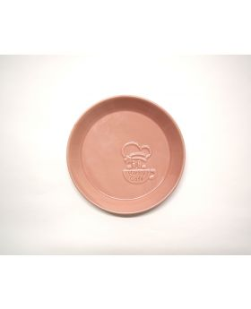 Kirby Cafe Tokyo Goods Deco Logo Plate SMALL
