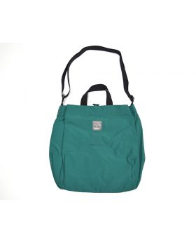 Kirby Cafe x Hellolulu Collaboration 2-way Tote Bag Green