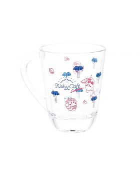 Kirby Cafe Summer 2020 Collection Acrylic Cup Palm Tree Designs