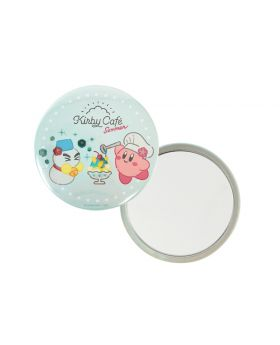 Kirby Cafe Summer 2020 Collection Can Mirror