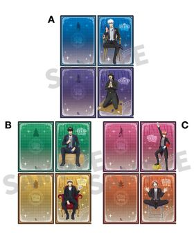 Gintama Jump Festa 2020 Movic Clear File Set