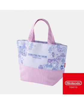 Animal Crossing Nintendo Store Limited Goods Tote Bag Winter Ver.
