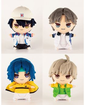 The New Prince of Tennis Chocon-to-Friends Plush