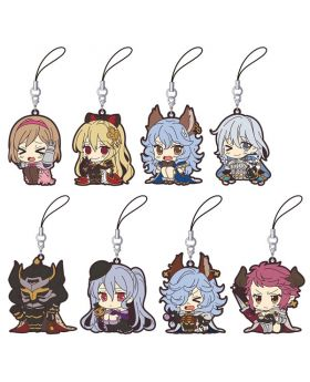 Granblue Fantasy The Animation Season 2 Movic Rubber Strap Collection ViVimus Type B BLIND PACKS