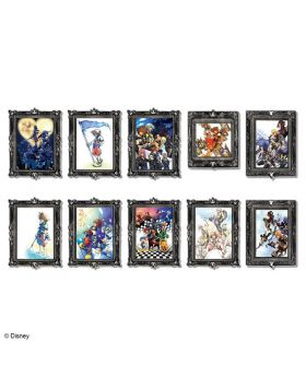 Kingdom Hearts Square Enix Acrylic Magnet Gallery Vol. 1Set