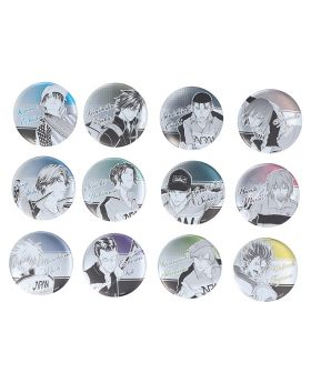 The New Prince of Tennis Jump Shop Collection Can Badge BLIND PACKS