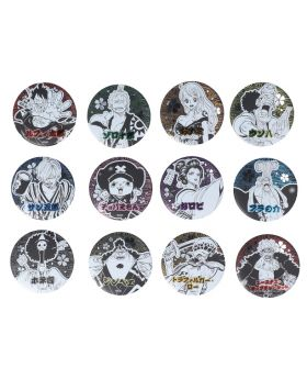 One Piece Jump Shop Collection Can Badge Vol. 2 Wano Country BLIND PACKS