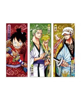 One Piece Jump Shop Long Character Towel