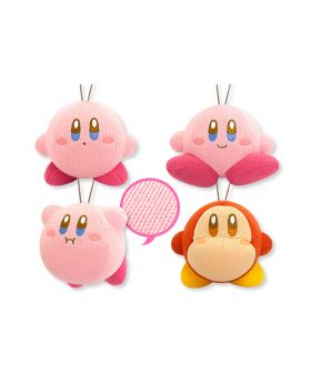 Kirby Crane Game Prize Small Yarn Plush Mascots