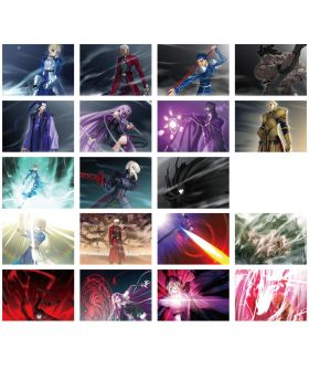 Fate/Stay Night TYPE-MOON Goods Collection Card BLIND PACKS