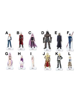 Fate/Stay Night TYPE-MOON Goods Acrylic Stand Vol.2