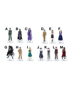 Fate/Stay Night TYPE-MOON Goods Acrylic Stand Vol.3