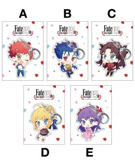 Fate/Stay Night TYPE-MOON Goods Acrylic Keychain