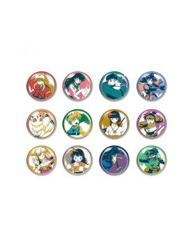 Inuyasha Tokyo Parade Cafe Goods Can Badge BLIND PACKS