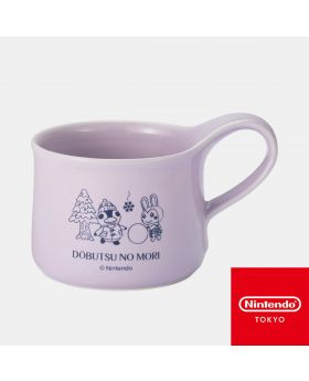 Animal Crossing Nintendo Store Limited Goods Mug Winter Ver.