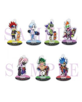 SK8 the Infinity Aniplex+ Goods Chibi Acrylic Stands Set